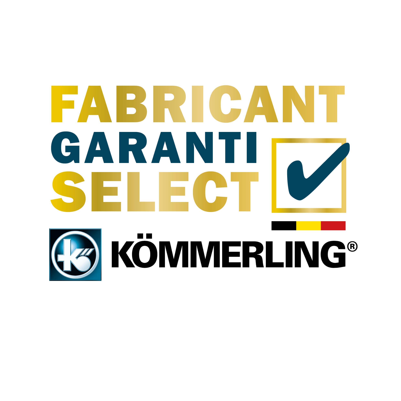 fabricant Kömmerling Belgique