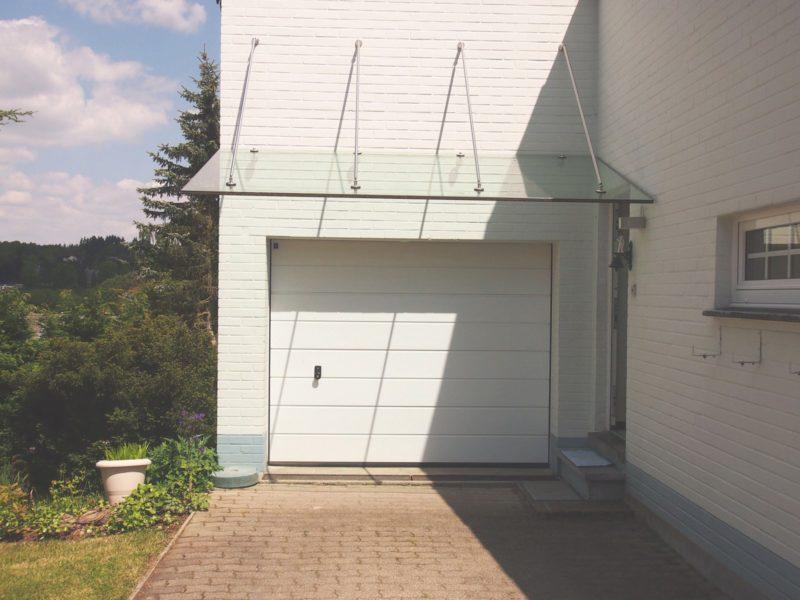 Porte sectionnelle Hörmann à Sprimont