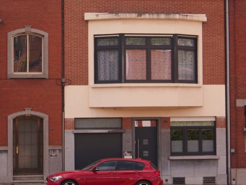 Nouvelles fenêtres en PVC , réalisation Battice -Liège