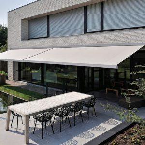 Sonnenschutz Terrasse elektrisch