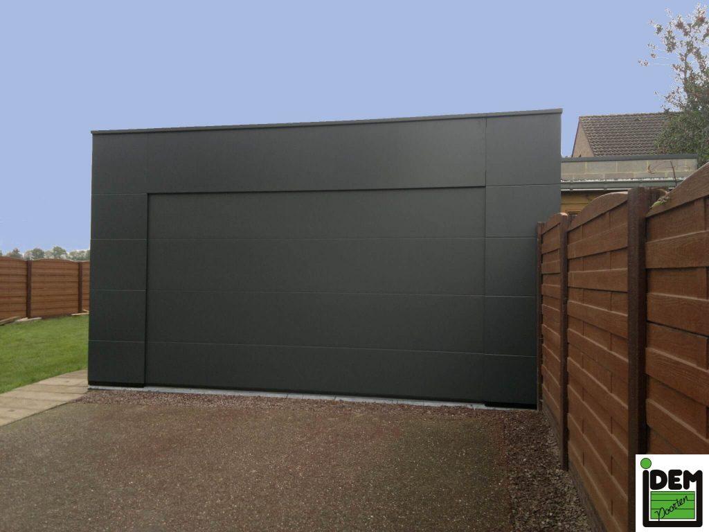 Portes De Garage Sectionnelles Mersch Design Et Qualité