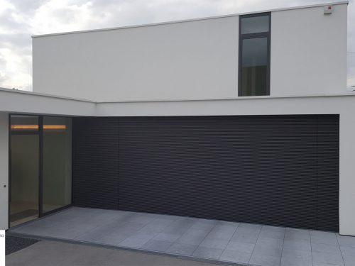 portes de garage sectionnelles Liège