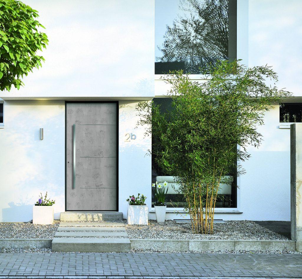 Hausturen Kunststoff Und Aluminium Mersch Fensterbau Seit 1957