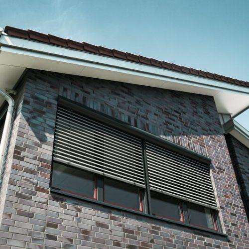 Sonnenschutz Fenster Außen