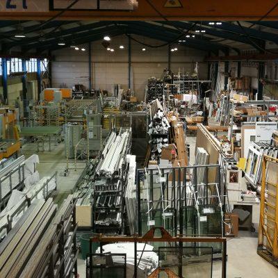 atelier de fabrication de fenêtres Mersch Liège-Saint-Vith