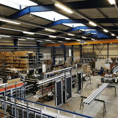 fabrication de châssis Province de Liège -Mersch