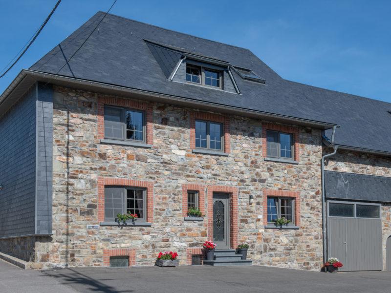 Altbau Renovierung PVC Fenster
